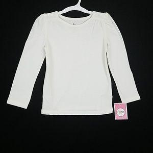 Toddler Girls' Long Sleeve T-Shirt